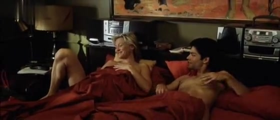 Sarah Michelle Gellar,Joey Lauren Adams,Polly Shannon,Rebecca Gayheart in Harvard Man (2002) Terri hall nude