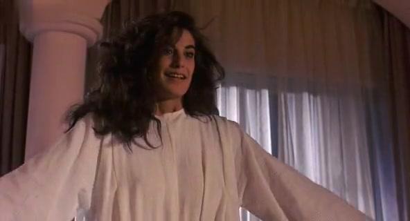 Leslie Easterbrook,Vickie Benson,Hilary Shepard,Various Actresses in Private Resort (1985)