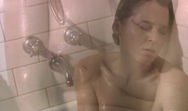 Erin Walsh,Susanne Hausschmid in Defenceless: A Blood Symphony (2004) white dildo solo action anal double penetration masturbation