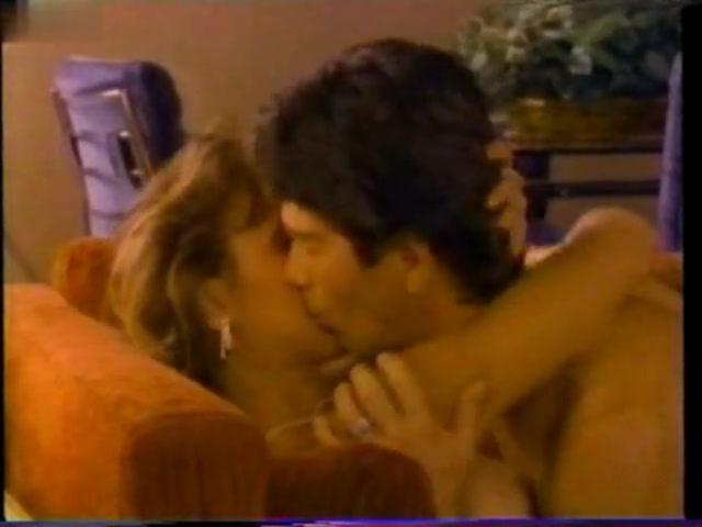 Ginger Lynn Allen,Michelle Bauer in Wild Man (1989) Boobs Fook