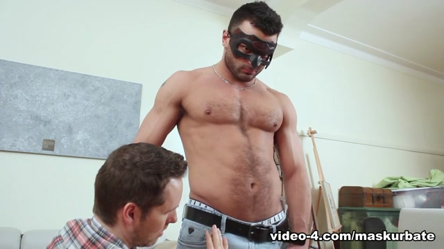 Pascal & Jeremy in Blowing Jeremy Uncut, Scene #01 - MaskUrbate the most videoed porn star