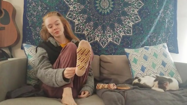 Sexy Amateur Foot Tease Jessi stone video