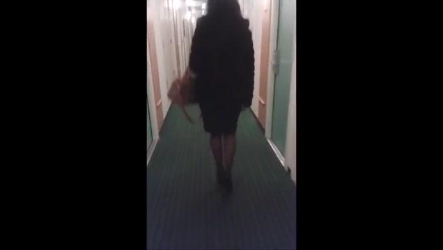 Milf fucked in hotel room II