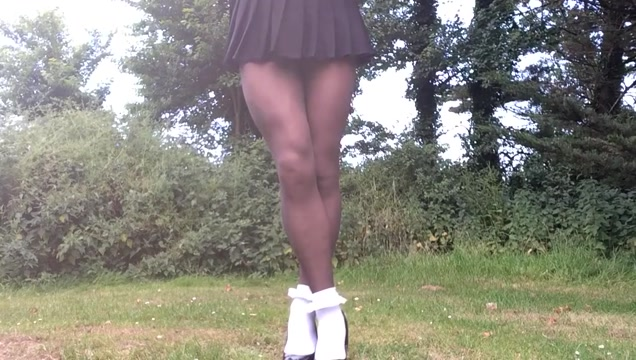 Outdoor pleated skirt black pantyhose. Naked sex picture teen age couple