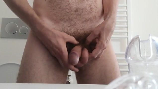 put on my first chastity device (cb6000) Zim hookups barber