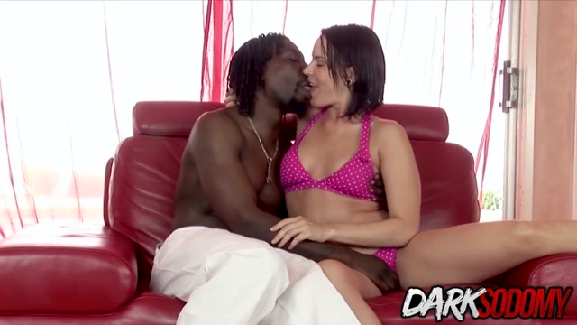 Dana DeArmond know how it feels to have a big black dick in her ass Amazing nude wife