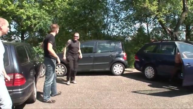 German BBW Parking Lot Gangbang jersey city asian massage parlor