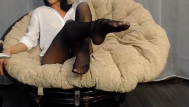 Legs and Feet Tease