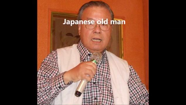 Japanese old man hot girls ass video