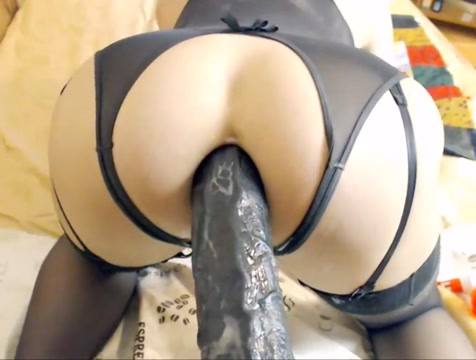 Shemale Doll Shoving A Huge Dildo Up Her Anus Foot Job Posts