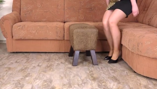 Pantyhose Worship He filled me with his spunk