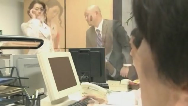 Office Worker Cuckolded by Promiscuous Slut leticia cline nude videos