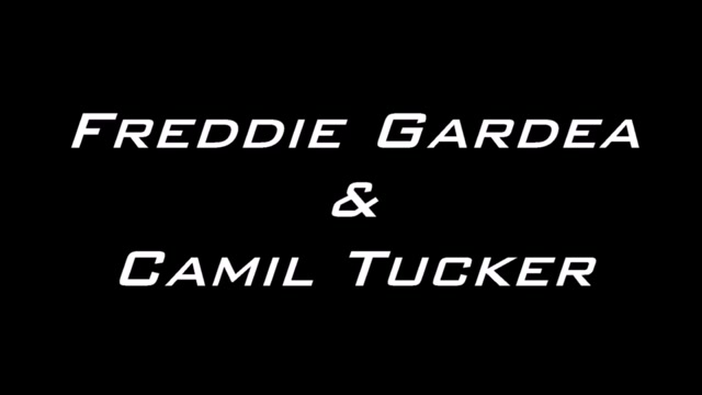 Freddie Gardea and Camil Tucker - BadPuppy Old lady fuck black man