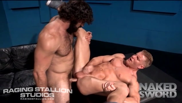 Bang On! - Raging Stallion Eroticblack man white woman