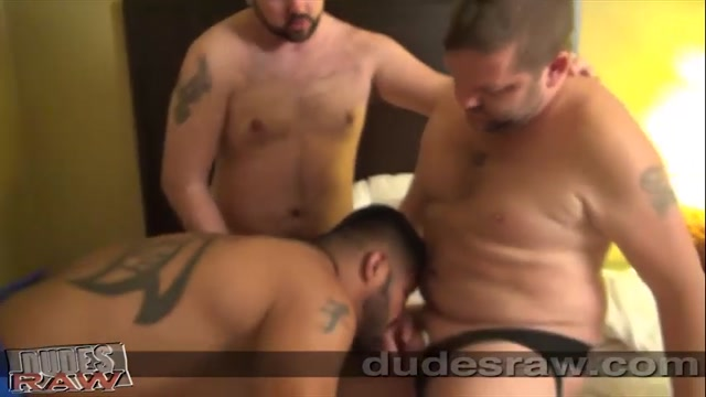 Aiden, Bamm-Bamm, Rico Vega and Nick Moretti - DudesRaw amateur cougar nubian slut jerking on a cock