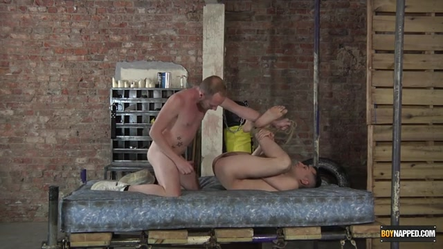 A Sexy Little Tied Up Package - Mason Madison Sean Taylor - Boynapped Hookuphangout com
