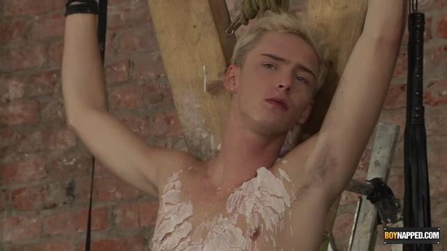 Kris Finally Gets His Reward - Kris Blent Ashton Bradley - Boynapped Saddest tits gif