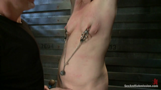 CiCi Rhodes  Mark Davis in Pushing Limits with Hardcore BDSM Sex - SexAndSubmission