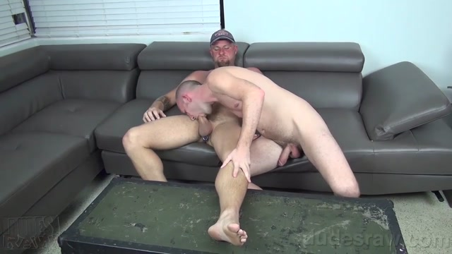 Christian Matthews and Trit Tyler Bareback - DudesRaw Hot milf with cock buried deep