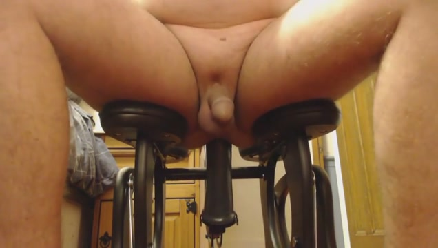 Full session with a B10 Torpedo on a fucking machine Hot nude fuck by force