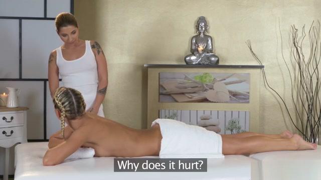Lesbian Euro Relaxing Massage In Oil porn star miya khlifa
