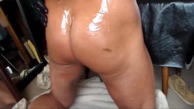 Oil Me Up Rub Me Down Fondle and Molest Me. Bottle fucking porn move pic