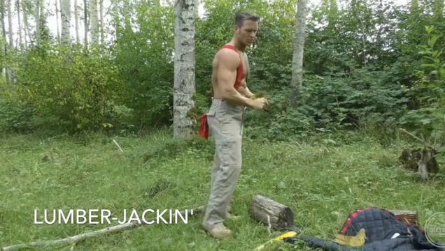 Lumber Jackin Adult lonelys white girl in Spa