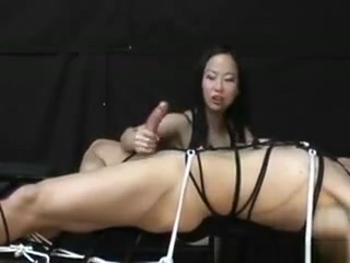 Find Her On Dom-match.com - Asian Femdom Hj
