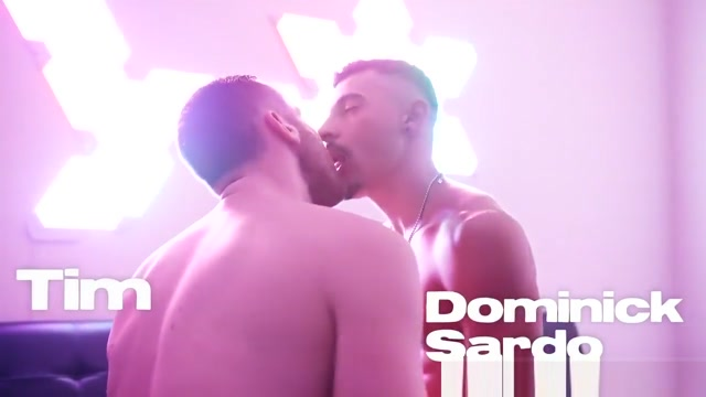 Tim Kruger & Dominick Sardo Nude male dick balls fall out