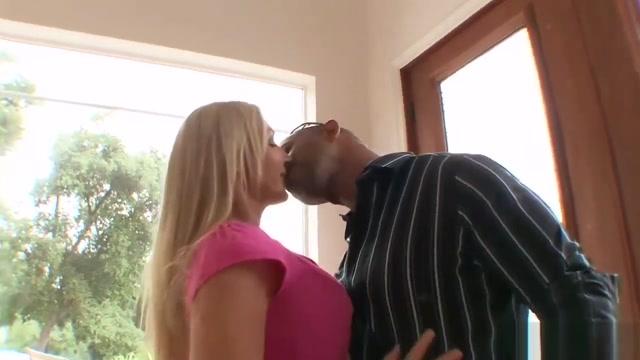 Milf Enjoys A Big Black Cock Breast implants new york cost
