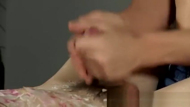 fun gay twinks The super-hot wax on his tender body has him weeping out mature couple home sex video