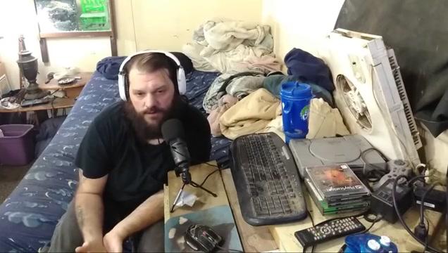 xham vlog 1 Busty Fishnets Anal