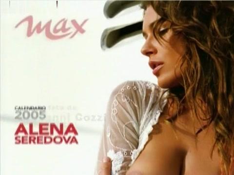 Alena Seredova - Backstage Hot hijab muslims porn
