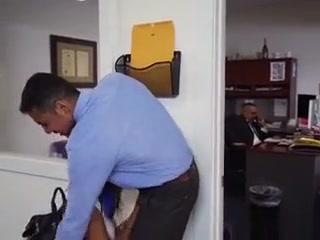 Schoolgirl Victoria Valencia Blows Fathers Employee Lesbian Orgasm Porno