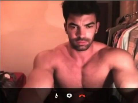 Bodybuilder Sergi Constance masturbating amature porn for couples