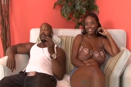 Stacy Adams Takes Long Black Cock In Doggy Style