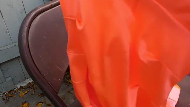 Silky Party Dress gets Fucked Up in Cum Un poupourri sexual de Esmeralda Rose