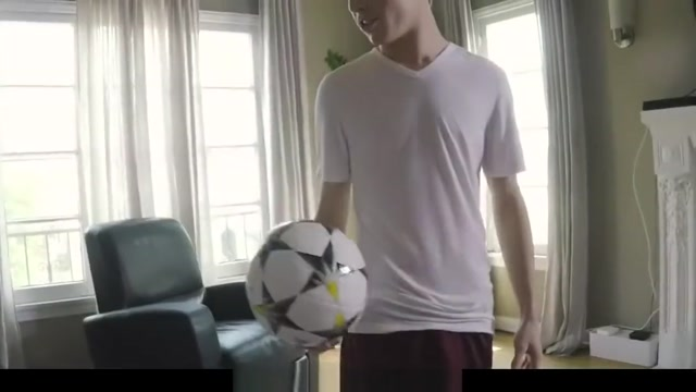 BROTHER CRUSH- HUNG TEEN IN SOCCER GEAR FUCKED BY STEP-BROTHER full lenght black porn