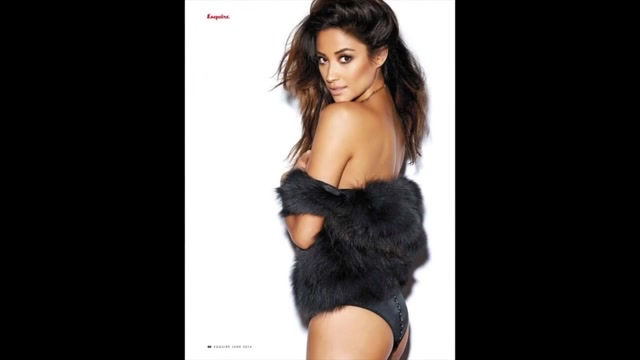 SHAY MITCHELL - JERK OFF CHALLENGE / JACK OFF CHALLENGE / PORN MUSIC VIDEO fat blacks fucking skinny white girls
