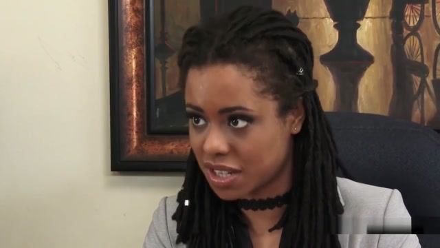 At Interview Dark Chocolate Beauties Engage In Lesbian Sex Anime movies lick pussy