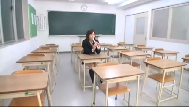 japanese school girl fart