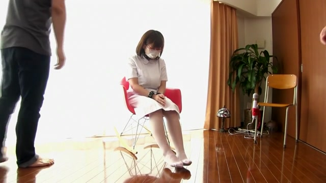 Horny Japanese model in Exotic Fetish, Threesome JAV clip gaping asshole mpegs hot nude