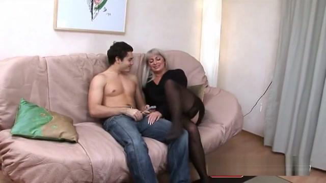 Russian Hot Blonde Licking Dick