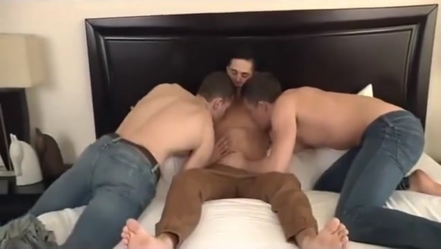 2 Brothers and a Friend do Bareback Girls cuddling with other girls nude