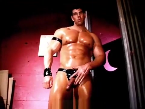 Zeb Atlas Bodybuilder Worship Brazilian bikini panties