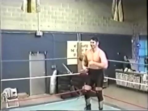 JPWA Sledge Vs Dorian Kane Ring Wrestling hot guatemalan girls naked