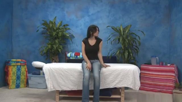 Rebecca Massage How long between sex