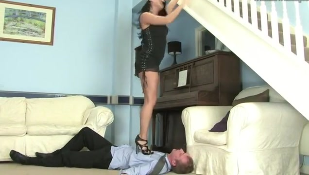 Trampling my daughter in fucking a no