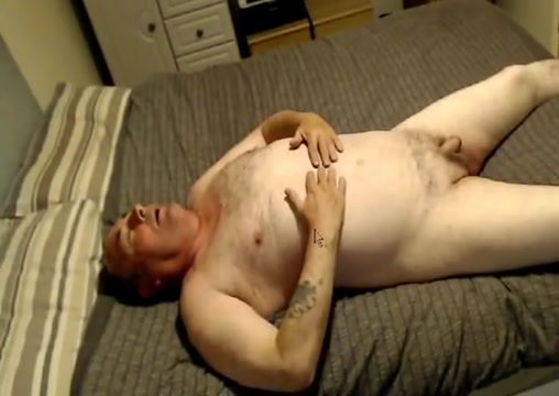 Bear on Bed fat tom porn gallery