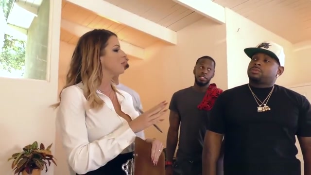 Just To My Mouth And Nothing Else! - Brooklyn Chase Hentai Woman Fucks Boy